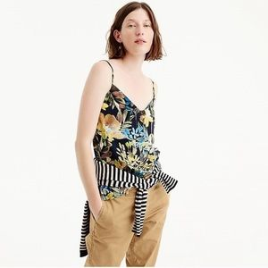 J. Crew Tops - NWT J. Crew camisole in watercolor floral